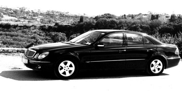 Executive E-Class Chauffeur Cars in Malta from Forte - the Malta Chauffeur Company